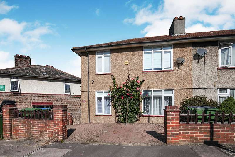 3 Bedrooms Semi Detached House for sale in Prince John Road, London, SE9