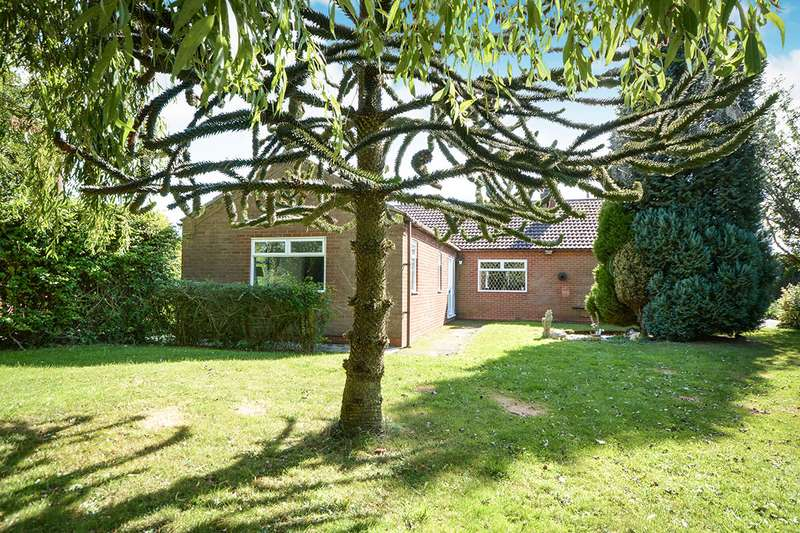 4 Bedrooms Detached Bungalow for sale in High Street, Newton-On-Trent, Lincoln, LN1