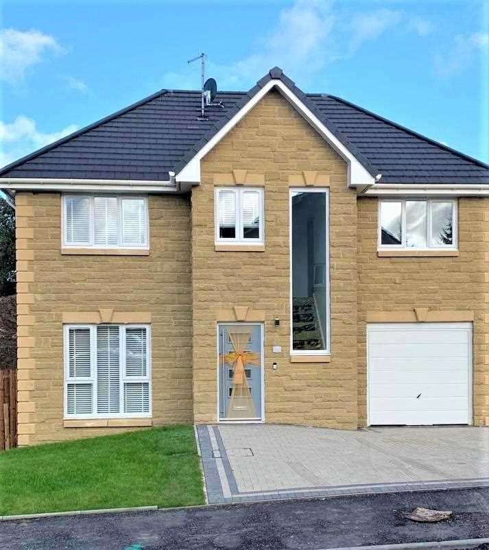 4 Bedrooms Detached House for sale in Moffat Manor, Plot 13 - The Miami, Airdrie