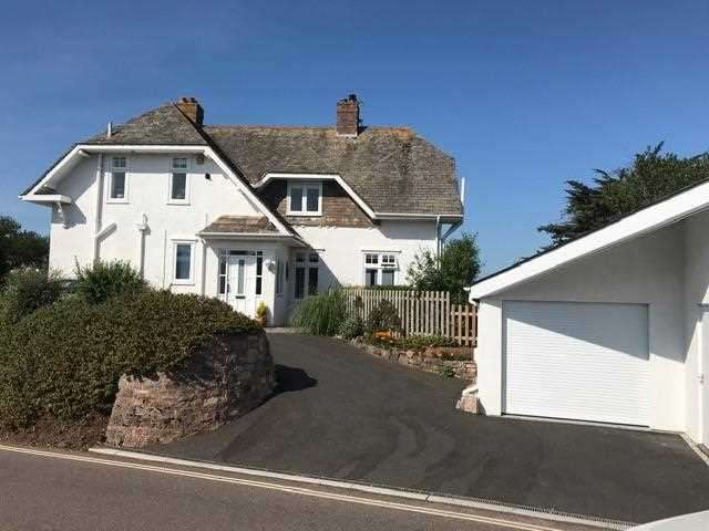 4 Bedrooms Detached House for sale in Elm Grove Road, Topsham