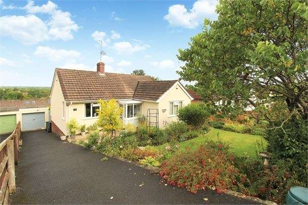 2 Bedrooms Detached Bungalow for sale in High Street, Banwell, North Somerset. BS29 6AF