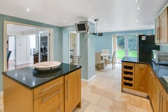 5 Bedrooms Detached House for sale in Marchmount Road, Wylde Green, Sutton Coldfield, B72