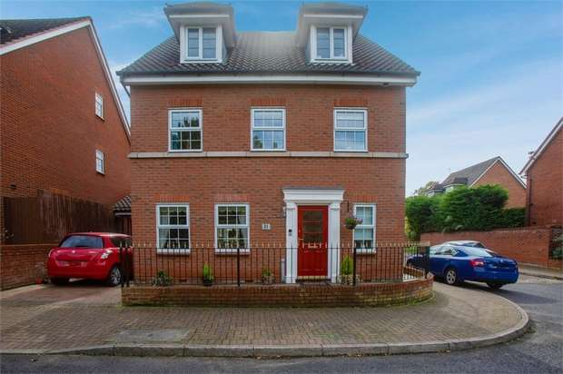5 Bedrooms Detached House for sale in Winwick Park, Winwick, Warrington, Cheshire