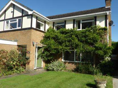 4 Bedrooms Detached House for sale in Shearbrook Lane, Goostrey, Crewe, Cheshire