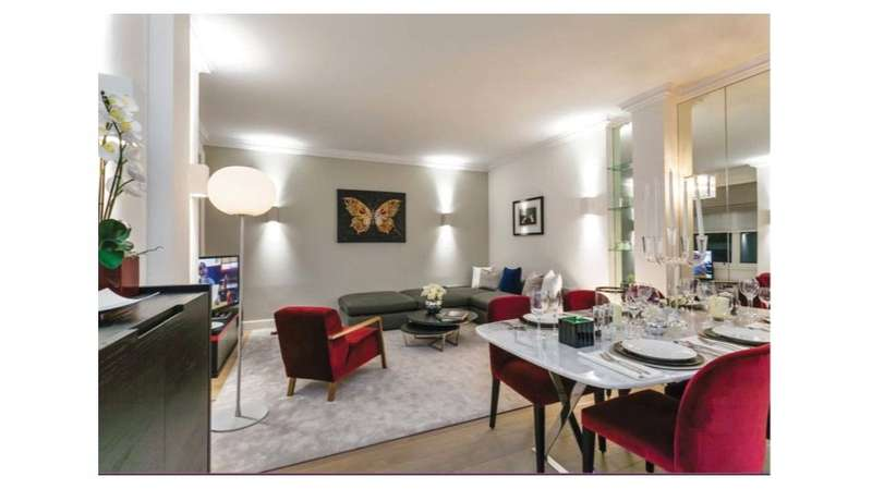 House for sale in Jerome House, 14 Lisson Grove, Marylebone, London, NW1