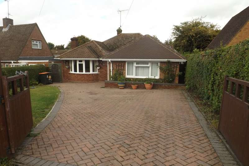 4 Bedrooms Detached Bungalow for sale in Lockhart Close, Dunstable, LU6