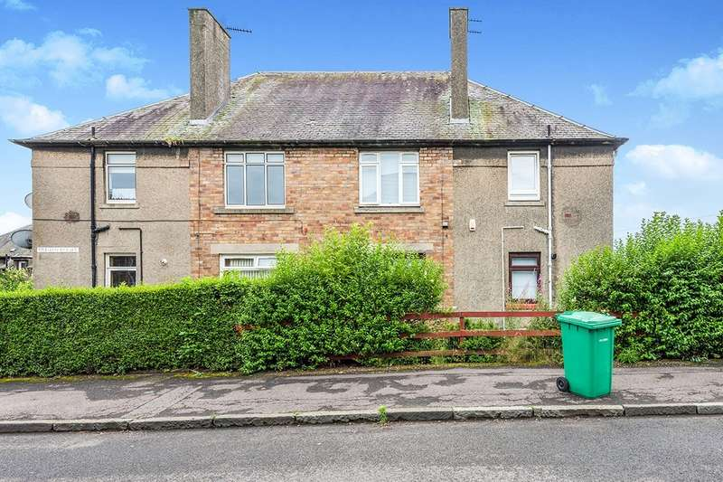 2 Bedrooms Apartment Flat for sale in Spittalfield Crescent, Inverkeithing, Dunfermline, Fife, KY11