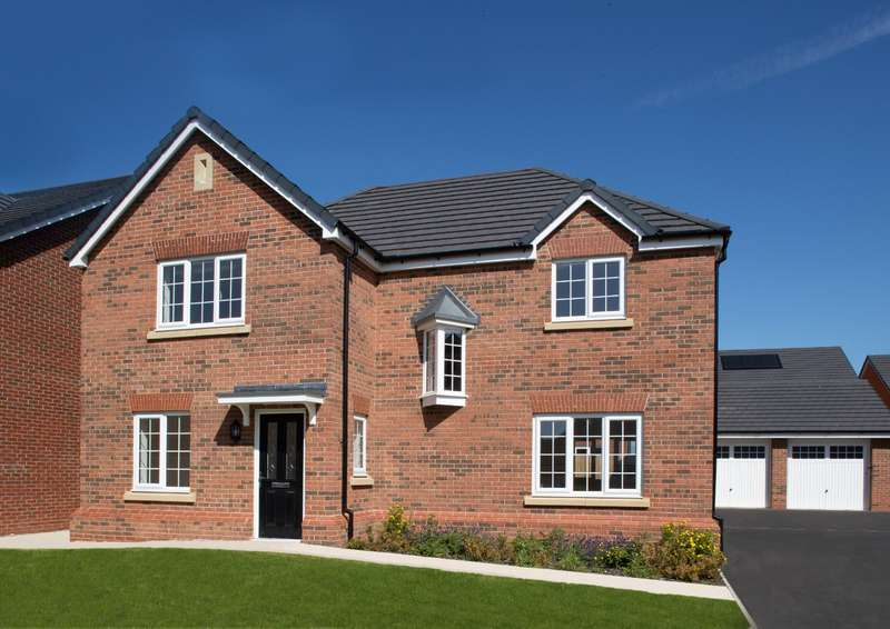 4 Bedrooms Detached House for sale in Plot 111 The Oxford, Calder View, Daniel Fold Lane, Catteral, PR3