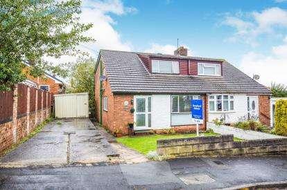 3 Bedrooms Semi Detached House for sale in Romans Way, Bagillt, Flintshire, North Wales, CH6
