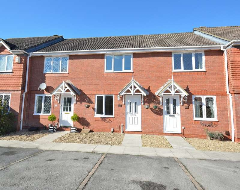 2 Bedrooms Terraced House for sale in Ennel Copse, North Baddesley