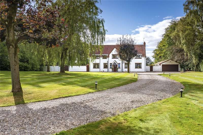 4 Bedrooms Detached House for sale in Abbots Lea, Trimpley, Bewdley, Worcestershire, DY12