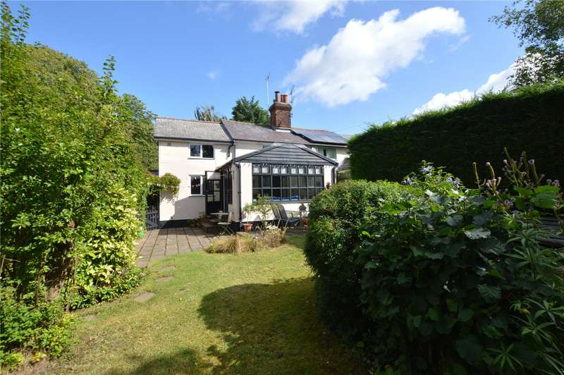 3 Bedrooms Semi Detached House for sale in Furneux Pelham