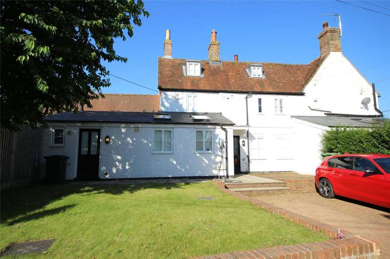 3 Bedrooms Terraced House for sale in Lower Neatham Mill Lane, Holybourne, Alton, Hampshire, GU34