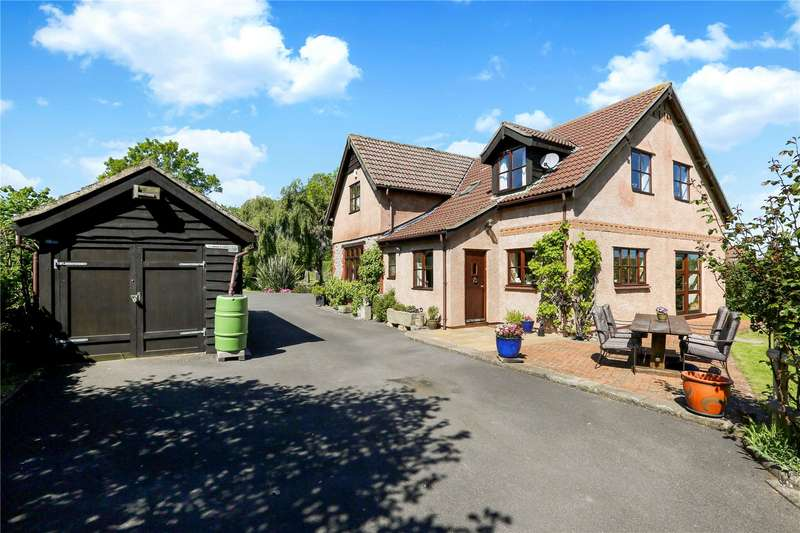 5 Bedrooms Detached House for sale in Says Lane, Langford, Bristol, BS40