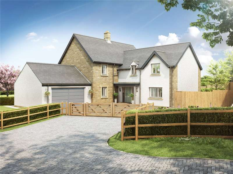 5 Bedrooms Detached House for sale in New Town Park, Newtown, Toddington, Cheltenham, GL54
