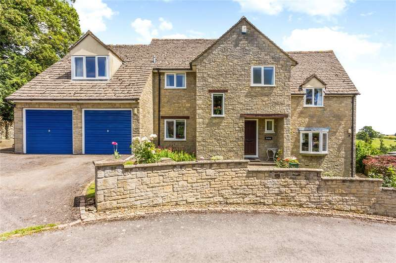 5 Bedrooms Detached House for sale in Walnut Close, Wootton, Woodstock, Oxfordshire, OX20