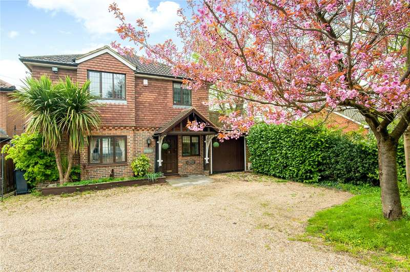 3 Bedrooms Detached House for sale in Reigate Road, Tadworth, Surrey, KT20
