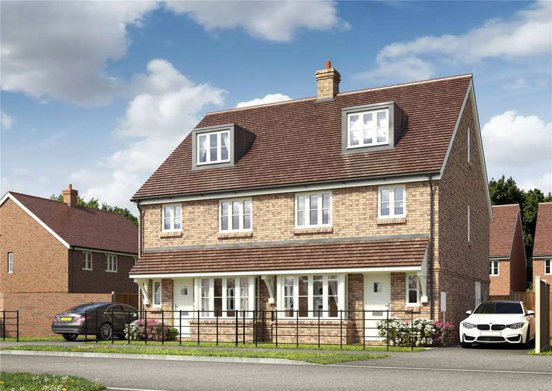 4 Bedrooms Semi Detached House for sale in Ambersey Green, Amberstone Road, Hailsham, East Sussex, BN27
