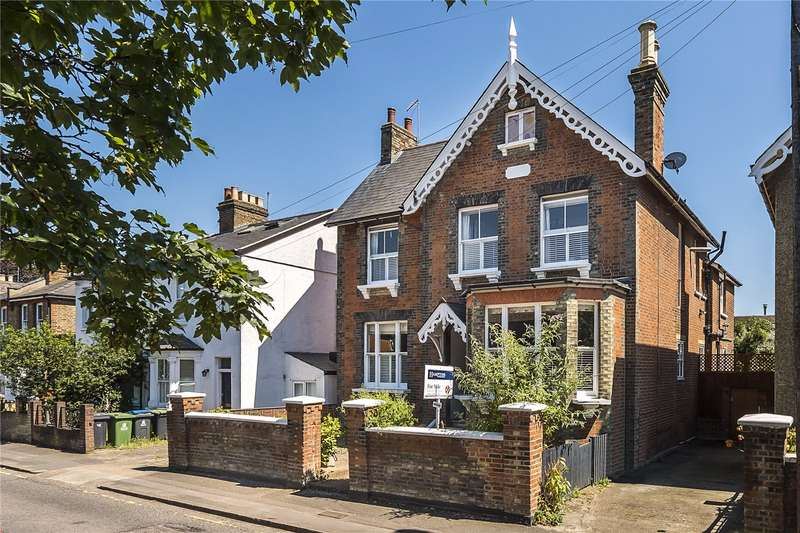 5 Bedrooms Detached House for sale in Victoria Road, Kingston upon Thames, KT1