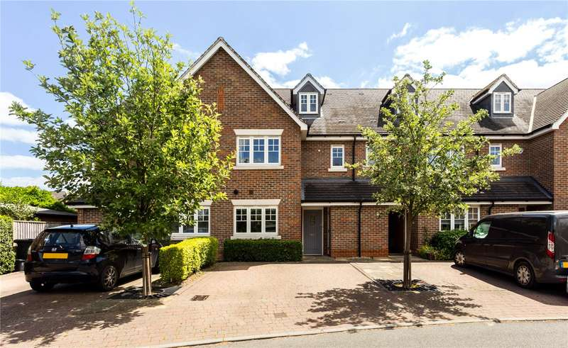 4 Bedrooms House for sale in Oakley Gardens, Maidenhead, Berkshire, SL6