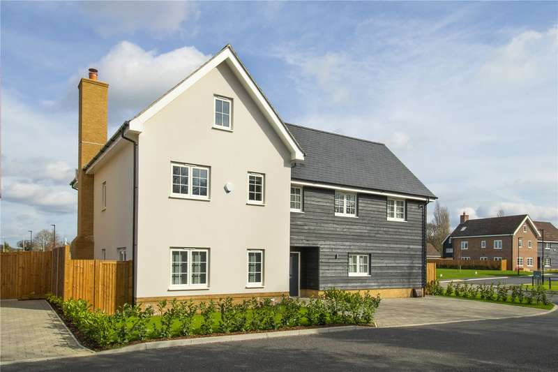 5 Bedrooms Detached House for sale in The Volte, Aldenham, Watford, Hertfordshire, WD25