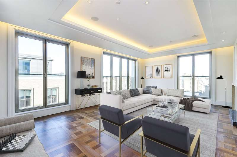 2 Bedrooms Flat for sale in Ebury Square, London, SW1W