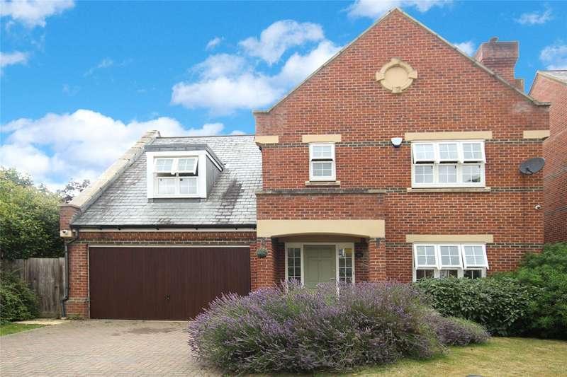 4 Bedrooms Detached House for sale in Azalea Close, London Colney, St. Albans, Hertfordshire, AL2