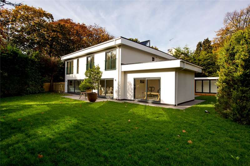 5 Bedrooms Detached House for sale in The Bauhaus, 3 Winchester Close, Kingston, KT2