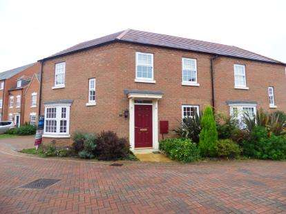 3 Bedrooms Semi Detached House for sale in Charlotte Way, Netherton, Peterborough, Cambridgeshire