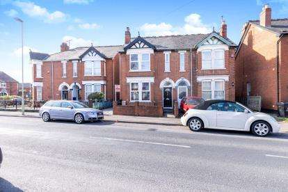 3 Bedrooms Semi Detached House for sale in Stroud Road, Linden, Gloucester, Gloucs