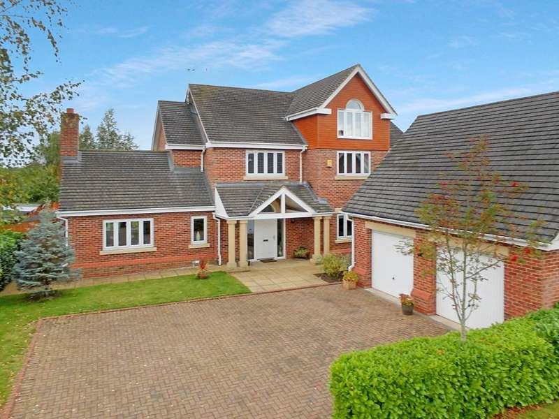 5 Bedrooms Detached House for sale in Properties for Sale