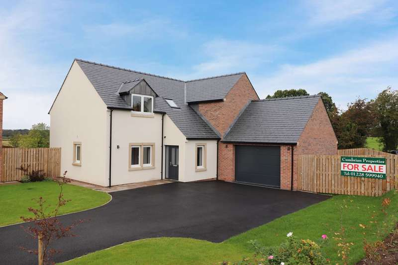 4 Bedrooms Detached House for sale in Honeypot Meadows, Cargo, CARLISLE, CA6