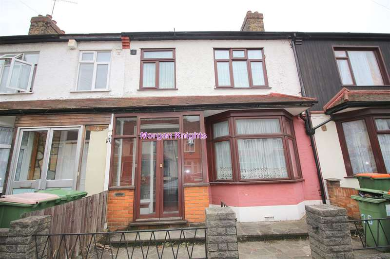 3 Bedrooms Terraced House for rent in Johnstone Road, East Ham, E6