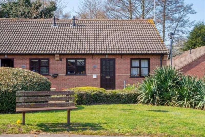 2 Bedrooms Semi Detached Bungalow for sale in Barons Way, Mountsorrel, Loughborough, LE12