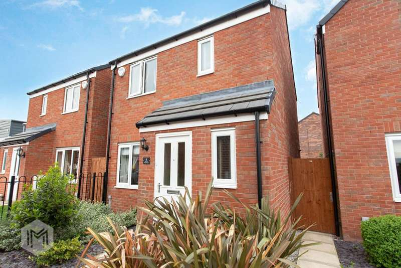 3 Bedrooms Detached House for sale in Gate Lane, Radcliffe, Manchester, M26