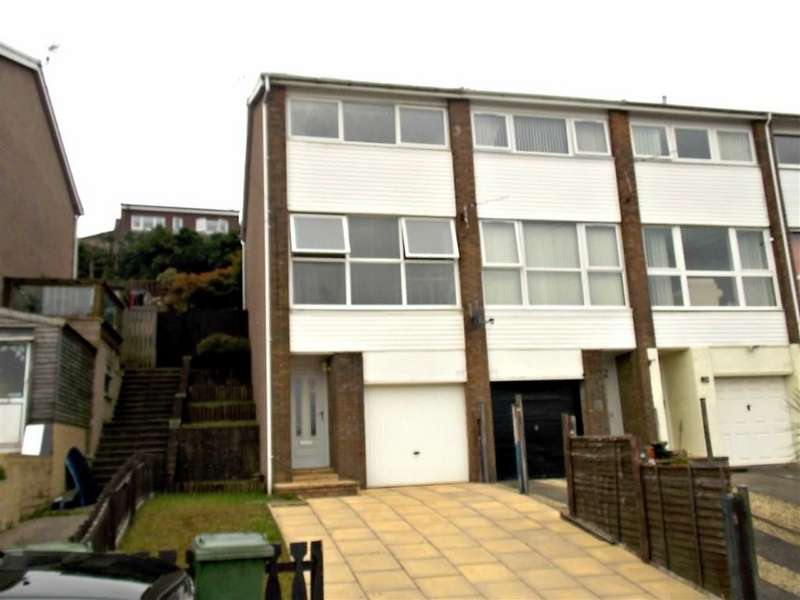 2 Bedrooms End Of Terrace House for rent in Hillside View, Pontypridd