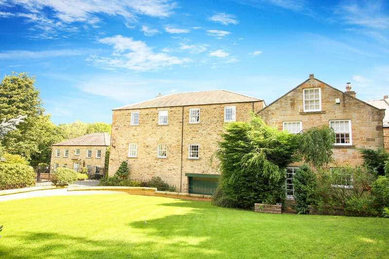 2 Bedrooms Flat for sale in Lintzford Mill, Rowlands Gill