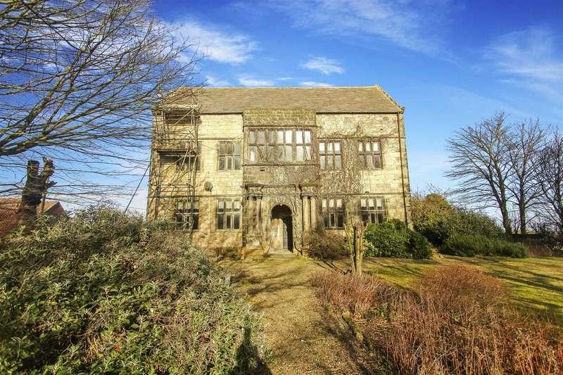 3 Bedrooms Detached House for sale in Horden Hall, Horden Hall Farm