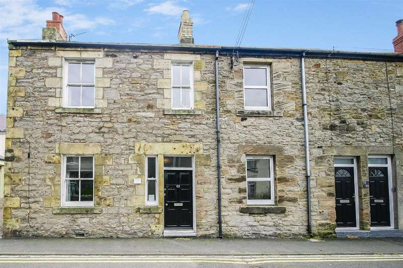 2 Bedrooms Terraced House for sale in 69, Main Street, Seahouses