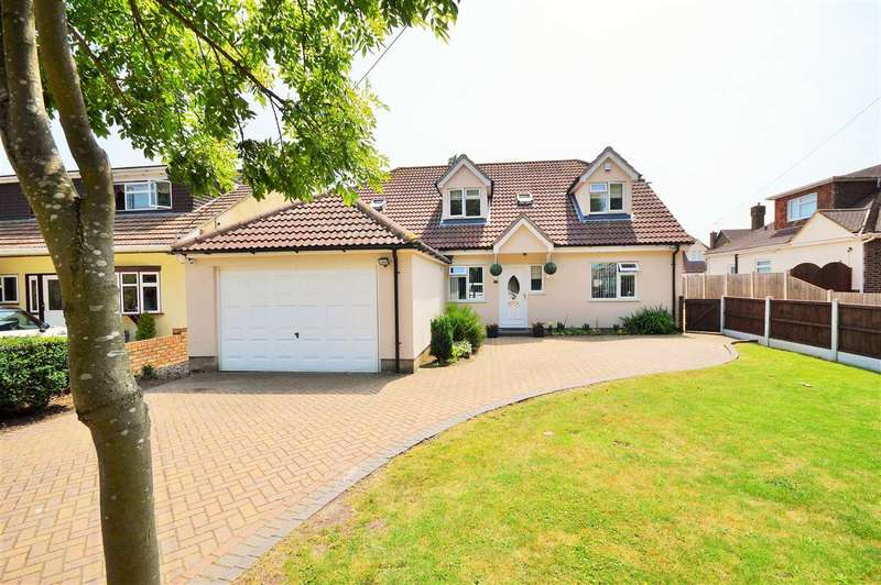5 Bedrooms Detached House for sale in Fanton Chase, Wickford