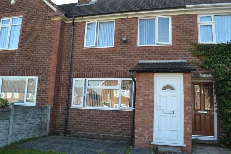 2 Bedrooms Terraced House for sale in Swains Grove, Kingstanding, Birmingham
