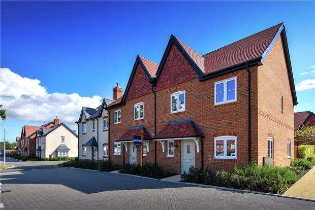 3 Bedrooms Terraced House for sale in Eldridge Park, Bell Foundry Lane, Wokingham