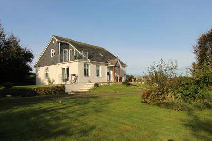 4 Bedrooms Detached House for sale in Camelford, Cornwall, Uk