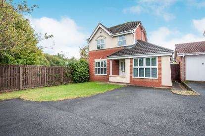 3 Bedrooms Detached House for sale in Dogwood Close, Malvern, ., Worcestershire
