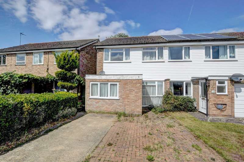 3 Bedrooms End Of Terrace House for sale in Ashridge, Chinnor
