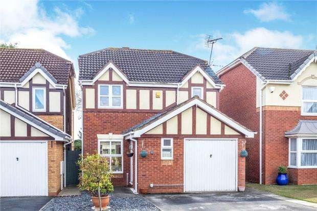 3 Bedrooms Detached House for sale in Dove Close, Bedworth