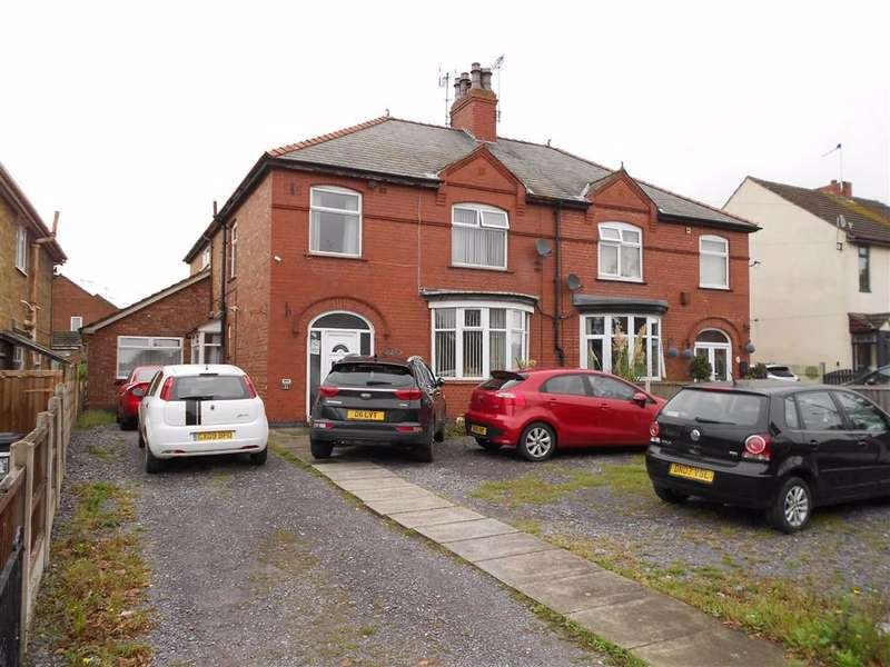 5 Bedrooms Semi Detached House for sale in West Street, Crewe, Cheshire