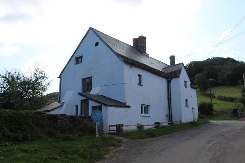 5 Bedrooms Farm House Character Property for sale in Llanvair Farmhouse, Farhill, Llanishen, Chepstow, Monmouthshire