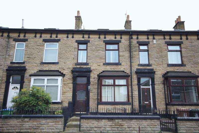 4 Bedrooms Property for sale in PARK ROAD, Hamer, Rochdale OL12 9BJ