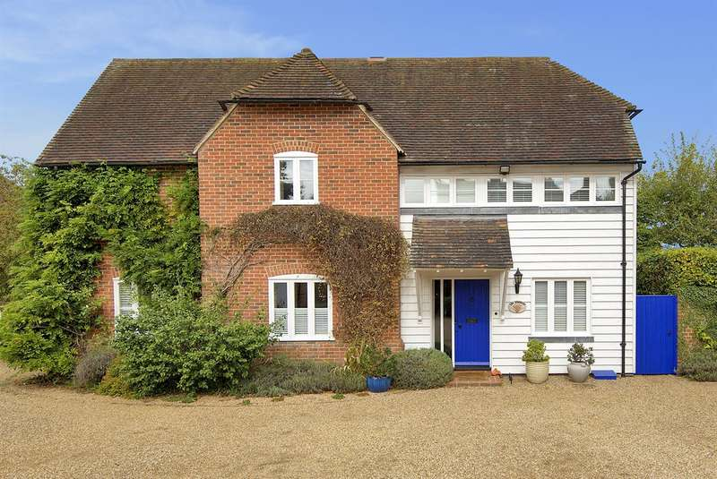 4 Bedrooms Detached House for sale in High Street, Fordwich, Canterbury
